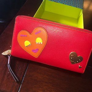 Tory Burch Perry Patchwork Wallet
